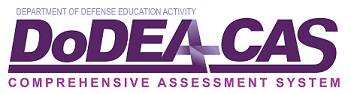 DoDEA, Comprehensive Assessment Program